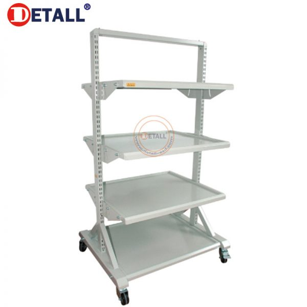 12 Esd Shelf Cart
