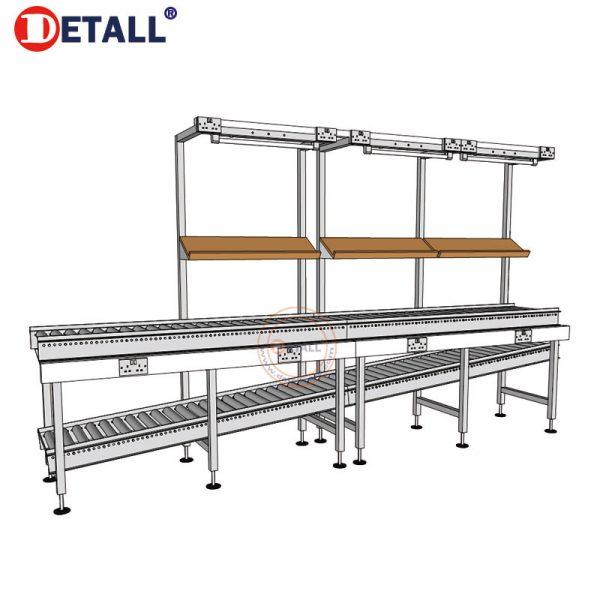 14-roller-conveyor