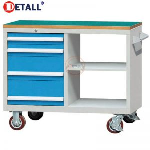 18 Metal Trolley With Drawers
