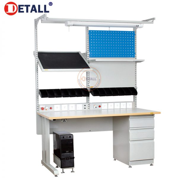 21-esd-worktable-with-shelf