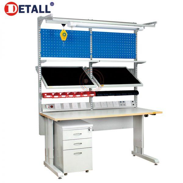 23-workbench-with-adjustbale-shelf