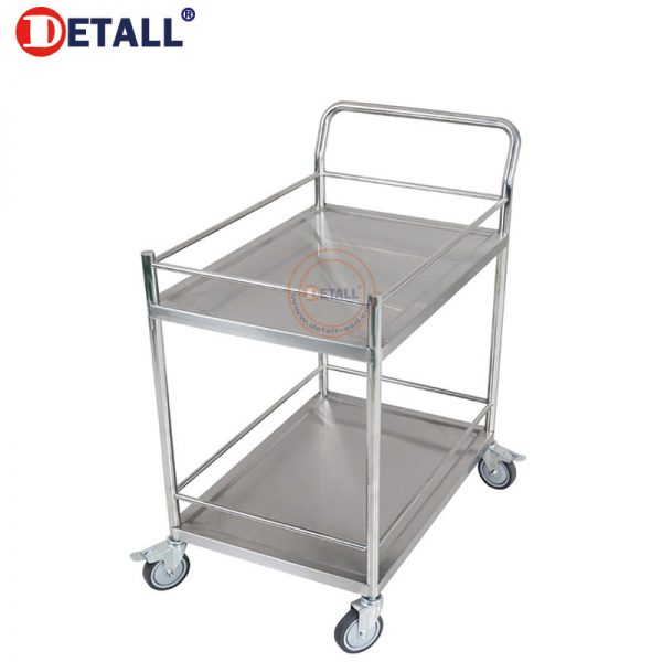3 Stainless Utility Cart