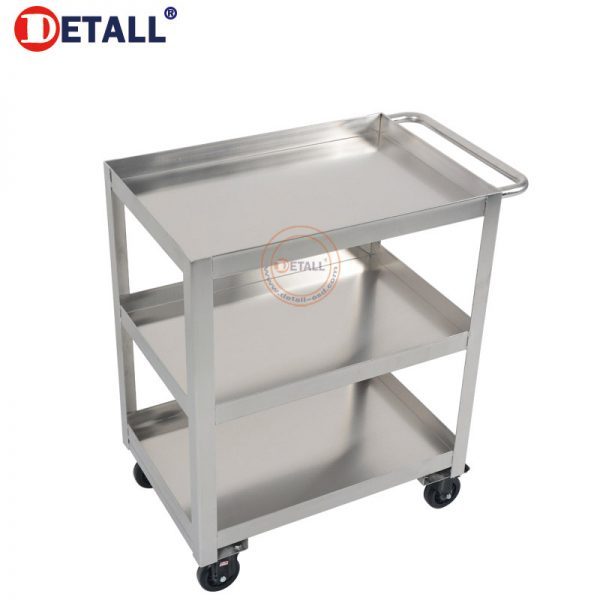 6 3 Layers Stainless Cart