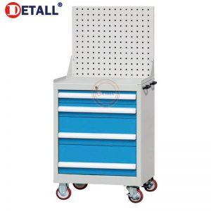 8 Peg Board Trolley