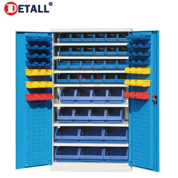 10 Bin Storage Cabinet