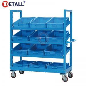 14 Storage Bin Rack