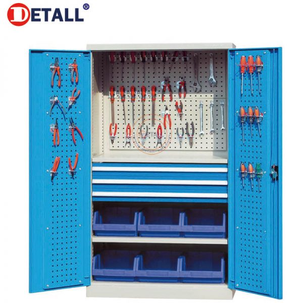 17 Storage Cabinet With Drawers