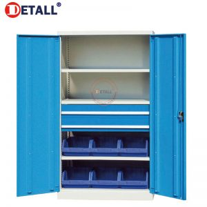 2 Steel Cabinet With Darwers