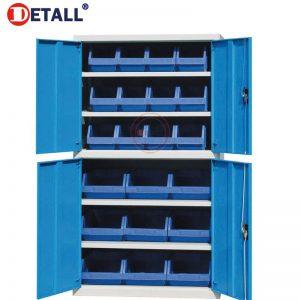 27 Steel Storage Cabinets
