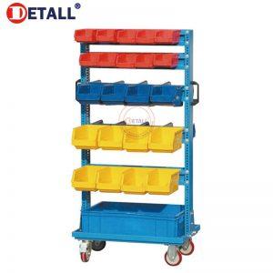 6 Bin Storage Cart