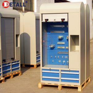 6 Roller Door Cabinet