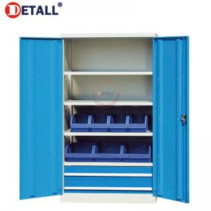 8 Metal Drawer Cabinet