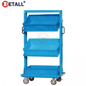 9 Container Trolley